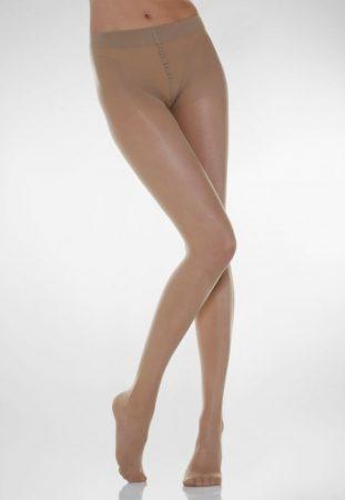 40 den-es harisnyanadrág - 3-as 36 világos barna