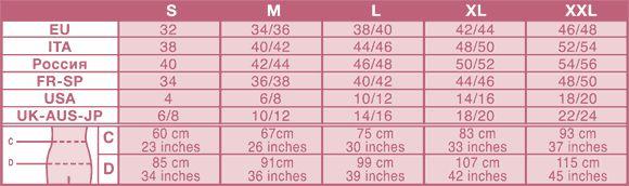 hasleszorító alsó relaxmaternity slim mérettáblázat